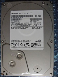 HGST  HDT721010SLA360